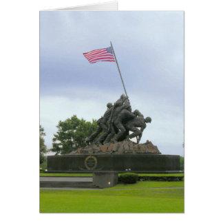 Iwo Jima, Veteran's Day Card