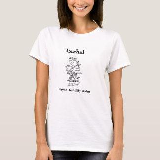 Ixchel Mayan Fertility Godess T-Shirt