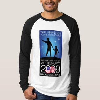 IYA2009 - US Node: Basic Long Sleeve Raglan T-Shirt