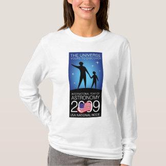 IYA2009 - US Node: Ladies Hoody (Fitted)