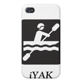 iYAK, Kayaking iPhone Case Cover For iPhone 4