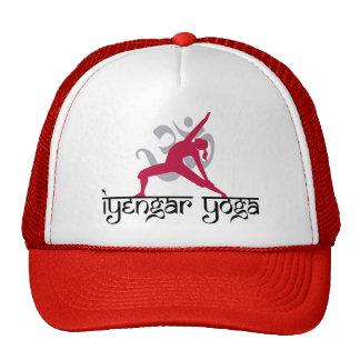 Iyengar Yoga Pose Cap