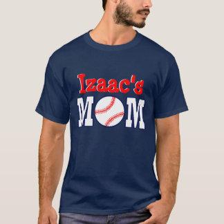 IZAAC'S MOM BASEBALL TEE