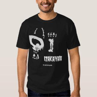 Izakayada - Maneki Neko Skull Tee Shirts