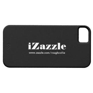 iZazzle, custom to promote your zazzle store black iPhone 5 Cases