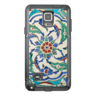 iznik ceramic tile from Topkapi palace OtterBox Samsung Note 4 Case