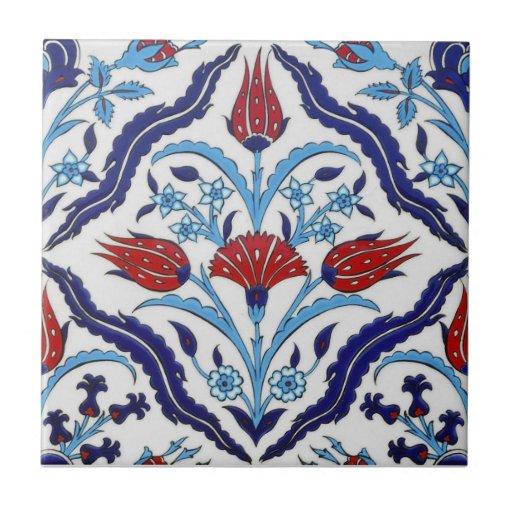 Iznik Tile Ceramic Tiles