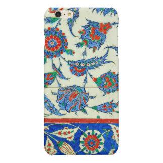 Iznik tile, turkish floral design