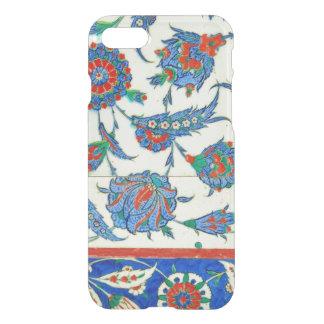 Iznik tile, turkish floral design iPhone 7 case
