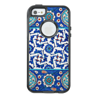 Iznik tile. Turkish floral design OtterBox iPhone 5/5s/SE Case