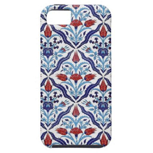 Iznik Tiles iPhone 5 Case-Mate Case iPhone 5/5S Cases