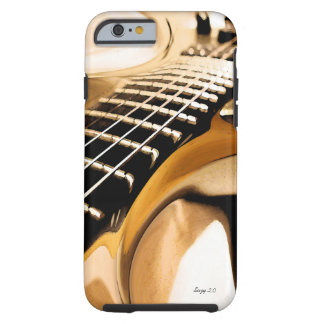Izzy Abstract Guitar Phone Case By Suzy 2.0