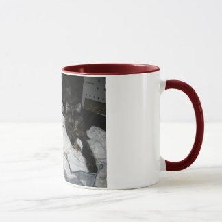 Izzy and Maxie Cat Mug