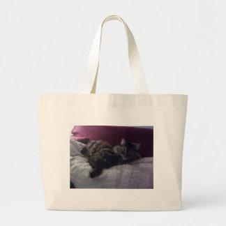 Izzy & Maxie Cat Tote Bag