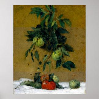 J. Alden Weir Fruit Poster