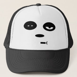 J. Bear Face Trucker Hat