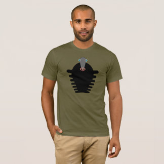 J-Brrr Clupkitz Fabric Torso Ornament T-Shirt