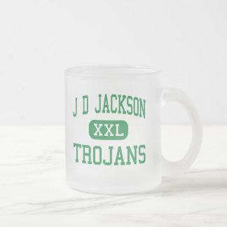 J D Jackson - Trojans - Junior - Cowan Tennessee Mugs