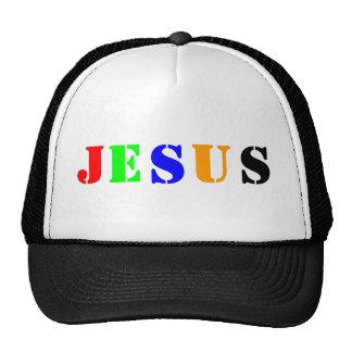 J, E, S, U, S CAP