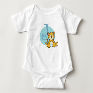 J is for Jaguar Baby Bodysuit