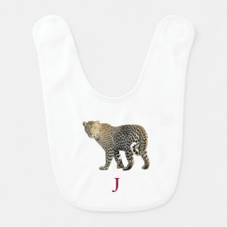 J is for Jaguar Bibs