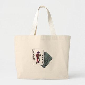 J is for Joker Bags