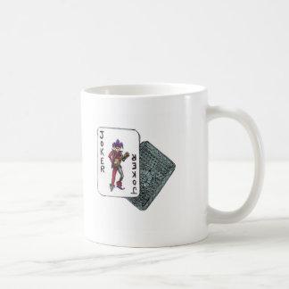 J is for Joker Coffee Mug