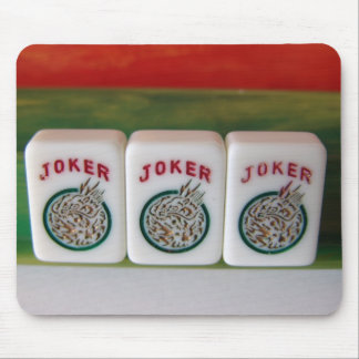 J Is For Jokers Mouse Pad
