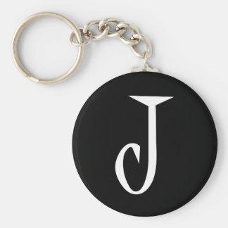 J KEY RING