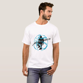 J-MO-NET 2K18 SKYBLUE T-Shirt