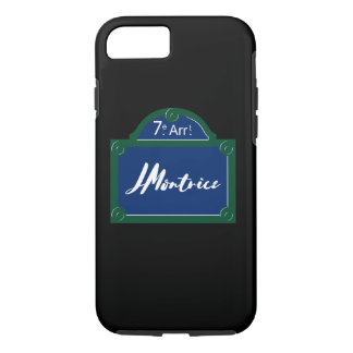 J.Montrice in Paris Sign Case