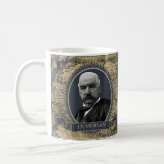 J.P. Morgan Historical Mug