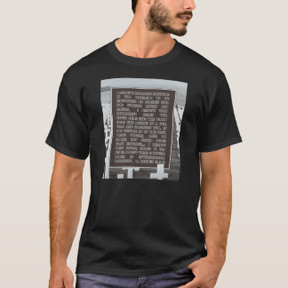J. Reuben Clark on Foreign Wars and Causes T-Shirt