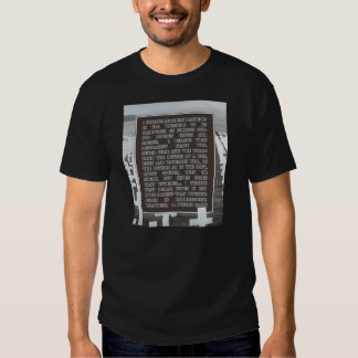 J. Reuben Clark on Foreign Wars and Causes Tee Shirts