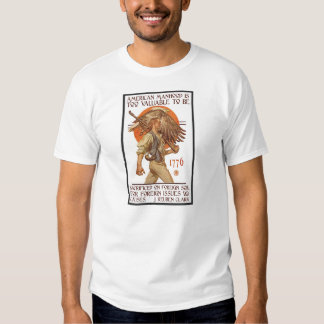 J. Reuben Clark on Foreign Wars and Causes Tees