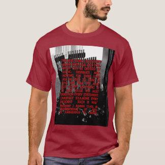 J Reuben Clark on Provocations Manufactured T-Shirt