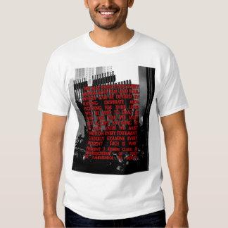 J Reuben Clark on Provocations Manufactured Tshirt