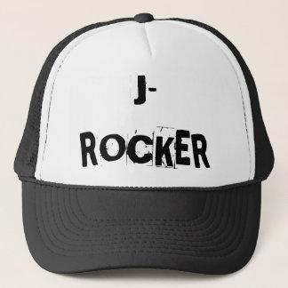 J-ROCKER - Customized Trucker Hat