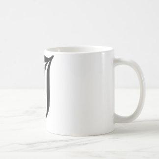 J-text Old English Mugs