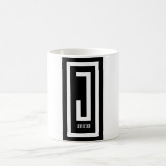 j wear design coffee mug