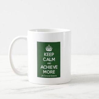 JA Achieve More mug