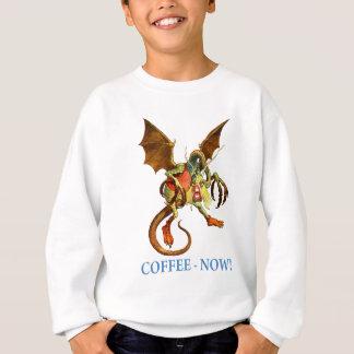 JABBERWOCKY - COFFEE NOW SWEATSHIRT