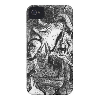 Jabberwocky iPhone 4 Covers