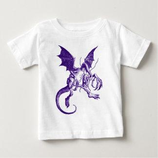Jabberwocky Purple Baby T-Shirt
