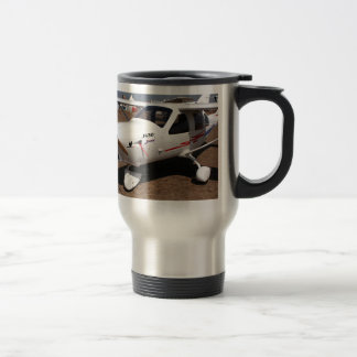 Jabiru ultralight aircraft stainless steel travel mug