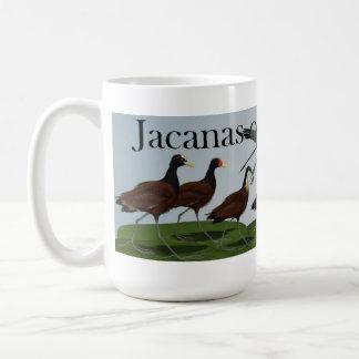 Jacanas of the World Coffee Mug
