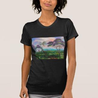 Jacaranda Beach T-Shirt
