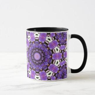 Jacaranda Kaleidoscope Mug