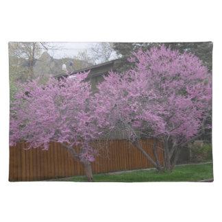Jacaranda Tree American MoJo Placemats
