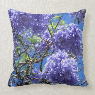 Jacaranda Tree Cushion